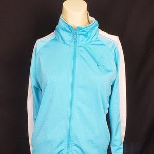 NIKE Blue Jacket in Women's size L